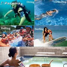 Mobile Cellphone Waterproof Underwater Pouch Water Resistant Bag For All Models