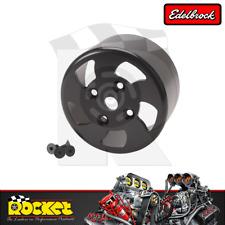 Edelbrock Victor Series Aluminium Water Pump Pulley suit ED8896 Pump - ED8898
