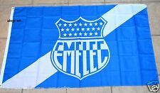 Emelec Flag Banner 3x5 ft Ecuador Guayaquil Futbol Soccer Bandera