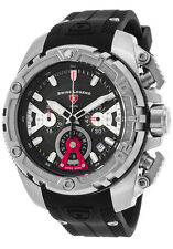 Swiss Legend Expedition X Chronograph Black Dial Mens Watch 10310SM-01