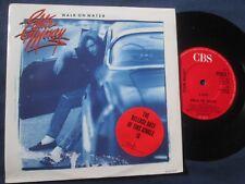 Eddie Money – Walk On Water CBS Records 653033 7  UK Vinyl 7inch Single