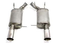JBA Performance Exhaust 2011-14 Mustang 3.7L V6 Axle Back System