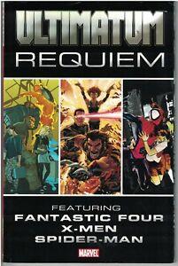 * ULTIMATUM REQUIEM TP TPB $15.99srp X-Men Spider-Man Fantastic Four OOP VF NEW