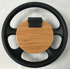 EZGO TXT GOLF CART STEERING WHEEL COVER - WOODY