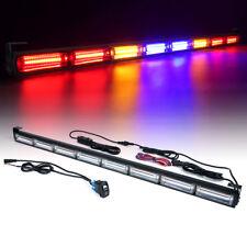 "Xprite 36"" UTV COB LED Strobe Light Bar Rear Chase for Jeep ATV Buggy Offroad"