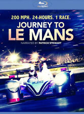 JOURNEY TO LE MANS - BLU RAY - Region Free - Sealed