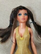 1970's Vintage Ideal Tiffany Taylor Doll Two Color Hair