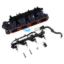 Intake Manifold &Fuel Injection Rail Kit Fit For VW Atlas Tiguan Audi A4 Q7