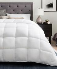 Brookside Down Alternative Quilted King / California King Comforter White $136