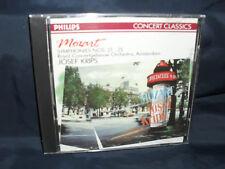 Mozart-Symphonies nos. 21 - 25-Royal Concertgebouw Orchestra/KRIPS