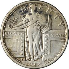 1917-P Type 1 -Standing Liberty Quarter Great Deals The Executive Coin BBQSL3329