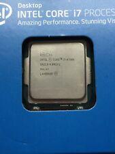 Intel Core i7-4790K 4GHz cuatro núcleos del procesador