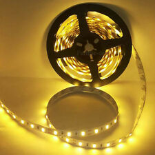 Warm White 5M 300Leds Flexible Smd 5630 Led Strip Light Lamp Super Bright Dc12V