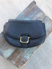 J Crew Mini Rider Women's Bag Black Leather Shoulder Handbag No Strap F5103