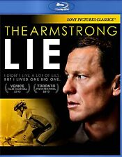 BRAND NEW BLU-RAY // The Armstrong Lie // LANCE ARMSTRONG BIOGRAPHY