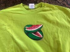 Trey Anastasio Xxl T Shirt 2001 Tour Phish Official Merhandise