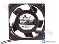 Fulltech 240 volt axial fan square air panel blower blowing motor 92 x 92 x 25