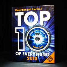 Top 10 de Everything 2010 Plus GRATUIT DVD par Russell Ash Couverture cartonnée
