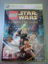 LEGO STAR WARS : THE COMPLETE SAGA. XBOX 360 ¡¡NUEVO, PRECINTADO!!