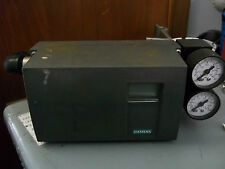 Siemens D-76181 Pressure Transmitter 9-32VDC OVERRANGE 100BAR  (227)