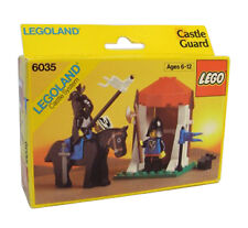 Lego Castle 6035 Castle Guard NEW SEALED Black Falcons Knights