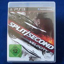PS3 - Playstation ► Split/Second Velocity ◄
