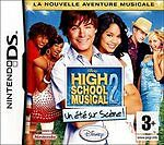 High School Musical 2: Work This Out (Nintendo DS, 2008) - European Version