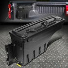 FOR 02-18 DODGE RAM 1500 2500 3500 TRUCK WHEEL WELL STORAGE TOOL BOX W/LOCK LEFT
