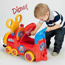 Disney Choo Choo Mickey Mouse Clubhouse Train Kiddies Ride on Toy Official