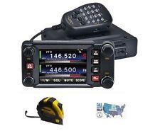 Yaesu FTM-400XD VHF/UHF 50W Mobile Radio with FREE Radiowavz Antenna Tape!