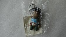 Uncharted Nathan Drake Little Big Planet Sackboy Keyring Figure PS3/PS4 NEW.