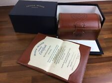 Franck Muller Geneve Conquistador Leather Wood Watch Box + Garantie Paper