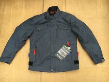 "VIPER NEW YORK Mens Textile Motorcycle / Motorcycle Jacket UK 36""- 38"" Chest #3"