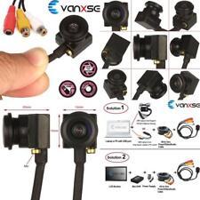 Vanxse Cctv Mini Spy Pinhole Security Camera Sony Ccd Hd 1.8Mm 120Degree 1000Tvl