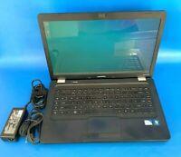 "HP Compaq CQ56 15.6"" Intel 2.2GHz CPU 4GB RAM 250GB HDD Windows 10 Laptop"