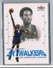 2001-02 Genuine Skywalkers #SW4 Kobe Bryant NM-MT