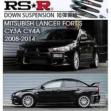 RS-R LOWER SPRING FOR MITSIBISHI LANCER CY4A B081D