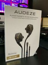 Audeze iSine20 Planar Magnetic In-Ear Headphonesn with lightnin cipher cable