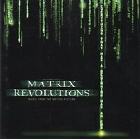 Compilation ‎CD The Matrix Revolutions: Music From The Motion Picture - Europe