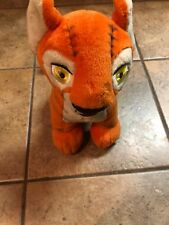 Neopets Orange Kougra Tiger 2003 Plush Go Tigers! 10 inches