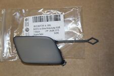 Audi A3 2013-16 Front Tow eye cover Primed 8V3807241A GRU New Genuine Audi part
