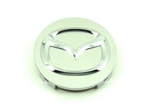 Genuine New MAZDA CENTRE CAP Wheel Hub For Mazda6 6 Mazda3 3 RX-8 MPV 55mm