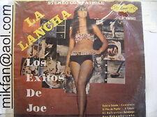 JOE QUIJANO La Lancha LOS EXITOS DE JOE QUIJANO Colombia LP