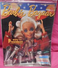 Barbie Bazarr .The Barbie Doll Collector'S Magazine.September/Octobe r 1996