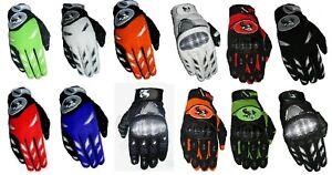 Bullpitt Motocross gloves MX BMX Trail Gloves Downhill gloves kids adults youth