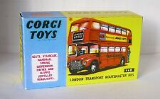 Repro Box Corgi Nr.468 Lodon Transport Routemaster Bus