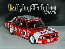 1/43 Spark BMW 530i #10 Bastos Spa 24h 1981 Joosen Andruet Vermeersch SB334
