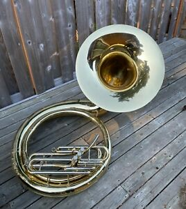 Andreas Eastman EPH495 Sousaphone BBb Used, Great Condition