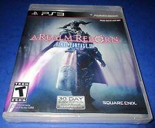 Final Fantasy XIV Online: A Realm Reborn PlayStation 3  *New-Sealed-Free Ship!