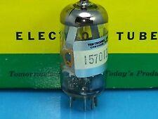 AMPEREX 6DJ8 ECC88 VACUUM TUBE TEKRONIX CHECKED PREMIUM QUALITY SWEET SINGLE A28